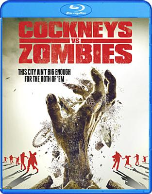 COCKNEYS VS ZOMBIES BY HARDIKER,RASMUS (Blu-Ray)