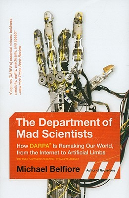 The Department of Mad Scientists By Belfiore, Michael